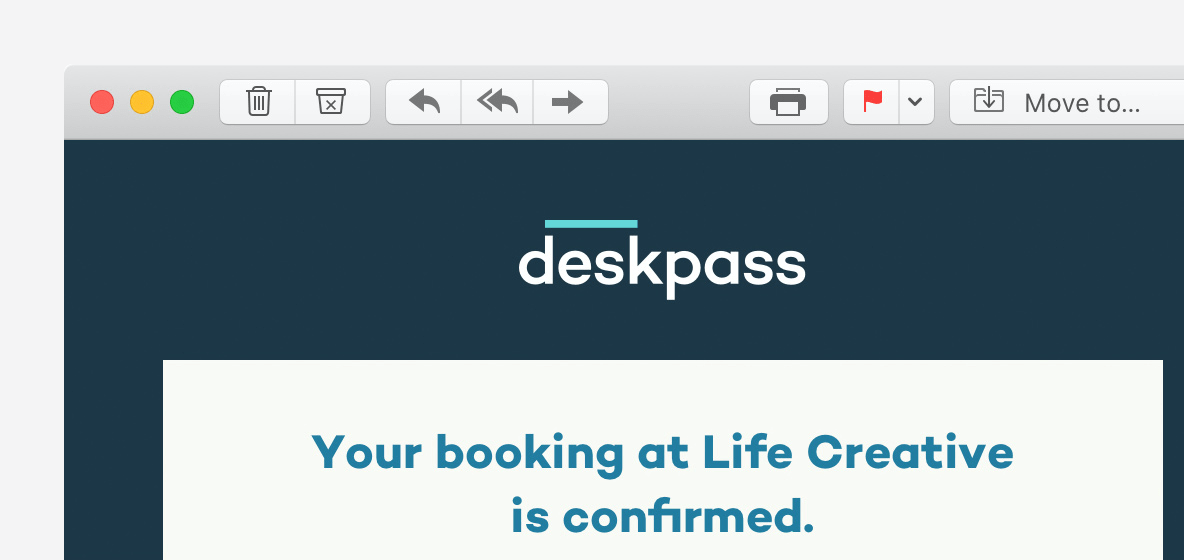 Deskpass Marketing